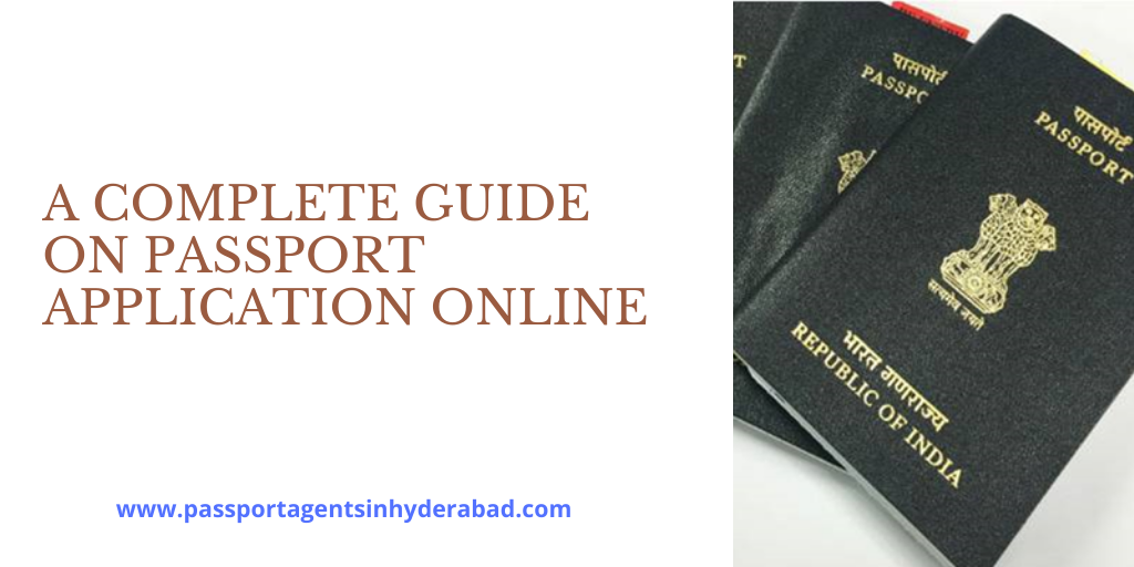 Passport Application Online